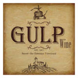 Gulp Poster by Taylor Greene