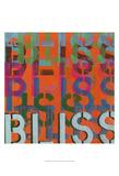 Bliss Print by Jodi Fuchs