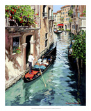 Canal Interno Giclee Print by Michael Swanson