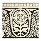 Ornamental Tile Motif VIII Giclee Print by  Vision Studio