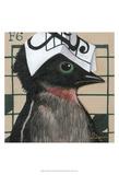 You Silly Bird - Will Art by Dlynn Roll