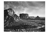 Sedona Sunset Prints by Steve Silverman