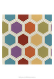 Retro Pattern I Prints by Erica J. Vess