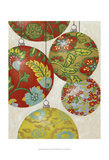 Christmas Cheer II Prints by Chariklia Zarris