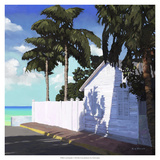Conch Republic V Giclee Print by Rick Novak