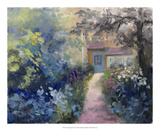 Cotswold Cottage VI Giclee Print by Mary Jean Weber