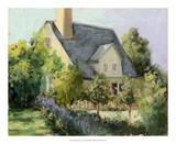 Cotswold Cottage I Giclee Print by Mary Jean Weber