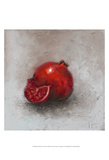 Painted Fruit I Art Print by Liz Nichols