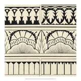 Ornamental Tile Motif VII Giclee Print by  Vision Studio