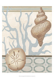 Coastal Tranquility II Prints by June Erica Vess