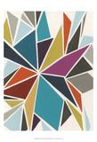 Pinwheel II Poster by Erica J. Vess