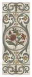 Tudor Rose Panel I Giclee Print by Chariklia Zarris