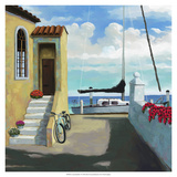 Conch Republic VI Giclee Print by Rick Novak