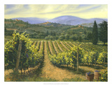 Tuscany Vines Giclee Print by Michael Swanson