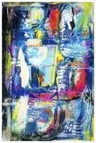 Spiritual Graffiti II Giclee Print by Jodi Fuchs