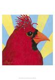 You Silly Bird - Mo Art by Dlynn Roll