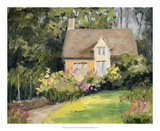 Cotswold Cottage III Giclee Print by Mary Jean Weber