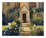 Cotswold Cottage VII Giclee Print by Mary Jean Weber