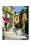 In the Alpes-Maritime, Provence Prints by Michael Swanson