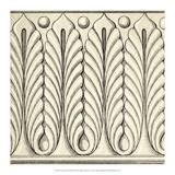 Ornamental Tile Motif IX Giclee Print by  Vision Studio