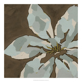 Patchwork Petals I Giclee Print by Erica J. Vess