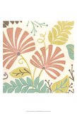 Veranda Floral IV Prints by Erica J. Vess