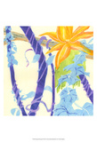Jungle Monotype III Prints by Carolyn Roth