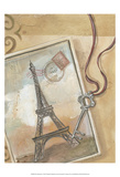 Paris Memories I Prints by Marianne D. Cuozzo