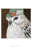 You Silly Bird - Amy Prints by Dlynn Roll