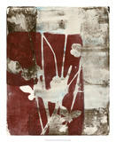 Rustic Blossoms II Giclee Print by Jennifer Goldberger