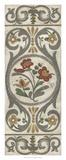 Tudor Rose Panel II Giclee Print by Chariklia Zarris