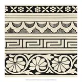 Ornamental Tile Motif III Giclee Print by Vision Studio