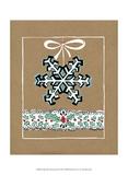 Holly Jolly Christmas III Art par Chariklia Zarris