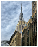 Empire State Giclee Print by Colby Chester