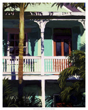 Conch Republic I Giclee Print by Rick Novak