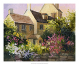 Cotswold Cottage V Giclee Print by Mary Jean Weber