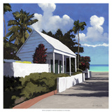 Conch Republic IV Giclee Print by Rick Novak