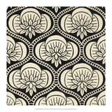 Ornamental Tile Motif I Giclee Print by  Vision Studio