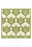 Cottage Leaves IV Prints by June Erica Vess