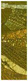 Vineyard Batik II Giclee Print by Andrea Davis