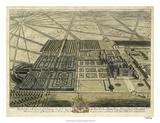 Badminton in Gloucester II Giclee Print by J. Kip