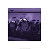 Chroma Stereo IV Premium Giclee Print by Renee Stramel