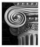 Ionic Capital Detail II Giclee Print by Ethan Harper