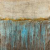 Cool Water Print by Liz Jardine