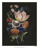 Dramatic Bouquet II Giclee Print