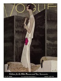 Vogue Cover - November 1928 Regular Giclee Print by William Bolin