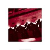 Chroma Stereo II Premium Giclee Print by Renee Stramel