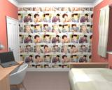 Papier peint One Direction Collage Papier peint