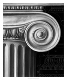 Ionic Capital Detail I Giclee Print by Ethan Harper