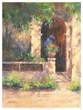 Il Portal Giclee Print by Julie Pollard